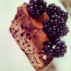 Paleo cake andmuffins